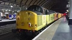 37116 At Newcastle (Uktransportvideos82) Tags: