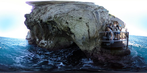 Grotta Azzurra, Capri, Italy