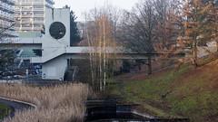 Einäugiger Betonit (Nilfisk) Tags: universität uni bochum nordrheinwestfalen deutschland de