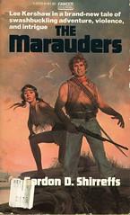Novel-The-Marauders-by-Gordon-Shirreffs (Count_Strad) Tags: western softcover novel artwork art