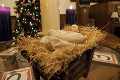 baby Jesus (tcd123usa) Tags: adventwreath christmas2016 babyjesus