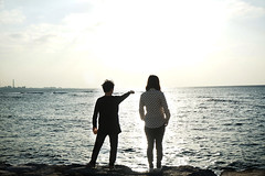Okinawa Decmber 2016 (marcoslandin) Tags: okinawa japan travel marcos landin shots with didi beach blue water tropical awaurium color bananas airplane sushi sony a6000