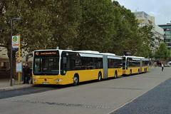 Mercedes Benz Citaro und CapaCity (Hannes Eisenach) Tags: mb mercedes benz citaro capacity bus busse ssb nahverkehr stuttgart