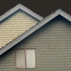 two proctor peaks (msdonnalee) Tags: architecturaldetail house maison haus casa dom doma peakedroof roof digitalfx digitalenhancement window janela fenster fentre finestra ventana