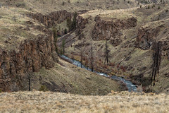Whychus Creek Canyon (chasingthelight10) Tags: events photography landscapes canyons mountains highdesert rockformations places oregon centraloregon aldersprings whychuscreekcanyon whychuscreek otherkeywords creeks