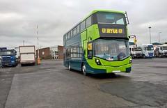 Arriva Merseyside (Phill_129) Tags: 4803 arriva merseyside volvo wrightbus double decker gemini 3 streetdeck new bus b5lh
