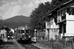 FS Aln-772 3265 (Luca.Centemero - www.trainpixel.com) Tags: treno storico fs ferrovie dello stato bettole valduggia val sesia stazione ferrovia