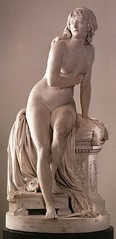 Psyche abandoned, 1790 // by Augustin Pajou (mike catalonian) Tags: france fulllength female sculpture xviiicentury 1790s 1790 psyche augustinpajou