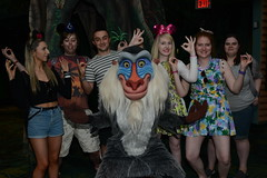 Animal Kingdom (Elysia in Wonderland) Tags: elysia florida orlando disney world 2016 holiday animal kingdom becca clinton amy lucy pete