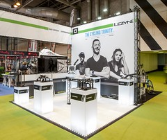 Cycle Show Exhibition Stand - CROSSwire from 200m2