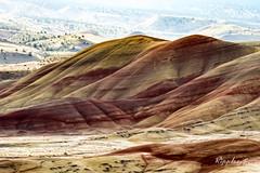 PaintedHills16-4605-2-2.jpg (KeithCrabtree1) Tags: dirt park paintedhills oregon landscape 2016p2
