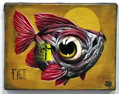"Veks Van Hillik - ""AnatomicFish II"" (Thethe35400) Tags: poisson fish pescado fisch arrain peix peixe pesciu pesce fisk ryba pete"