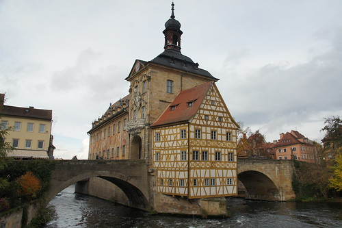 Bamberg, Germany, November 2016