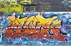 BLOCK (Rodosaw) Tags: documentation of culture chicago graffiti photography street art subculture lurrkgod block sas kym bbk