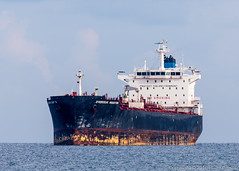 Overseas Houston (old.pappous) Tags: crete greece soudabay anchored cargovessels chemicals oil ships tankers kalives