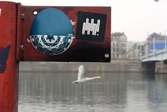 Intra Larue 884 (intra.larue) Tags: intra urbain urban art moulage sein pecho moulding breast teta seno brust formen téton street arte urbano pit lyon