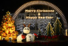 Xmas light (MelindaChan ^..^) Tags: macau 澳門 lights night color colorful chanmelmel mel melinda melindachan xmas christmas