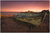 Grounded (RissaJT_23) Tags: campbellscove werribee werribeesouth christmaseve boat grounded portphillipbay victoria australia wyndham baileysbeach wyndhamcouncil fishing canon canon6d canoneos6d