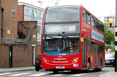 13 June Barking (7) (togetherthroughlife) Tags: bus june 169 stagecoach barking 2013