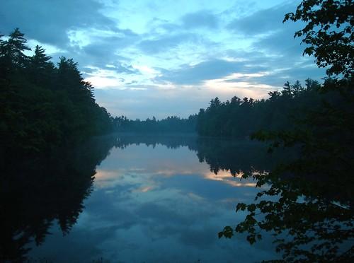 Mirror Pond - T Marin