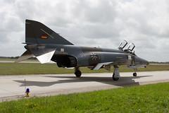 F-4F Phantom II (charles.agnew55) Tags: phantom luftwaffe germanairforce f4f wittmund 3810 richthofensquadron f4fphantomii jagdgeschwader71 phantompharewell wittmundhafenairbase phantompharewellairshow