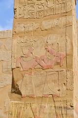 Karnak OAM (kairoinfo4u) Tags: egypt luxor ägypten aluqsur karnakoam thutmoseivperistylehall