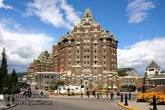 Banff Springs Hotel (mdheightshiker) Tags: canada skiing ab alberta banffnationalpark banffspringshotel canadianrockies