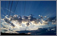 El Cielo (Abdiel D' León) Tags: blue sky people sun white luz nature ecology beautiful animal mexico photography photo day arte cel pic lg cielo nubes novato simple amateur score hdr clounds nuevo auriculares natgeo aficionado yolo flickraward