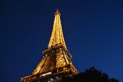 Paris (lhkaa) Tags: paris tower night nikon eiffel 18105 d5200