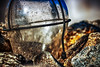 Under The Dome:  Escape (hbmike2000) Tags: reflection glass rock metal nikon rust rocks dirty d200 hdr grimy odt hbmike2000 beginswithu