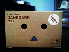DanBo (TuSabesBlythe) Tags: toy box mini tamiya danbo boxman revoltech boxtoy danboard