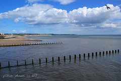 Bridlington Beach (gmj49) Tags: sea beach water sony yorkshire bridlington gmj a350