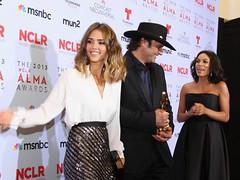 Jessica Alba, Robert Rodriguez, Rosario Dawson
