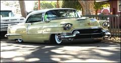 Cadillac Just Like My Grandpa's -- Not !! (greenthumb_38) Tags: california cruise hotrod costamesa lowrider carshow 70200mm ocfair ocfairgrounds canon40d crusinforacure jeffreybass cancercruise sept2013 cancercruise2013