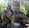 Bomarzo - Parco dei mostri: L'Elefante (+2K views!!!) (El Peregrino) Tags: italy sculpture elephant statue italia statua elefante bomarzo scultura parcodeimostri yourcountry