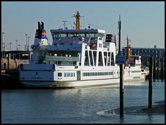 Norddeich Mole (abudulla.saheem) Tags: ferry port germany deutschland lumix harbor harbour panasonic northsea hafen norddeich nordsee fhre seaport niedersachsen lowersaxony frisia seehafen abudullasaheem frisiaiv dmctz31