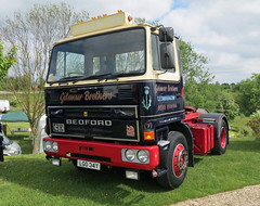 LGO34Y Bedford TM Tractor Unit Gilmour Bros (Beer Dave) Tags: tractor classic truck bedford lorry commercial tm unit gaydon hgv gilmourbros