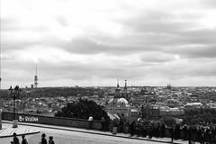 Praga, la ciudad de las cien torres (Regina's!) Tags: city clouds prague towers praha praga czechrepublic citysight