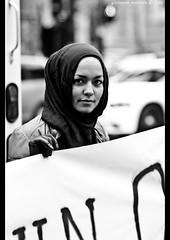 ... (giuseppe pascale) Tags: light people bw woman white canada black eye window car wheel truck nose grey hijab lip gpfoto nikkor85f18d nikond300 giuseppepascale giuseppepascalephotography antichartermovement