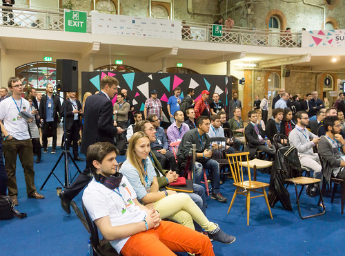 Web Summit 2013 In The RDS In Dublin [Ireland] - Day One