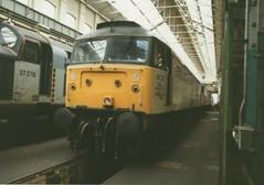 "Trainload Petroleum Class 47/0, 47221 (37190 ""Dalzell"") Tags: london spoon duff stratford petroleum lls class47 47221 triplegrey brush4 class470 trainloadfreight lancashirelocomotivesociety"