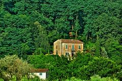 Toscana near Pisa (Cervusvir) Tags: italien italy italia torre pisa campanile tuscany toscana turm toscane italie toskana pendente schiefer