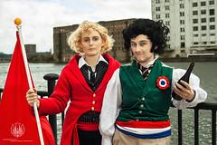 So Say We All @ MCM London Comic Con Oct 2013 (saroston) Tags: family les costume adams cosplay gothic photographers fantasy elder sword mis scrolls skyrim