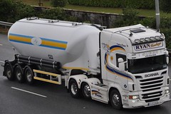 [IRL] Ryan Haulage Scania R560 12-TN-1044 (truck_photos) Tags: