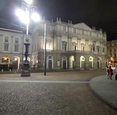 Milan - La Scala (DarloRich2009) Tags: italy milan opera theatre milano operahouse lombardy lascala teatroallascala milanoperahouse