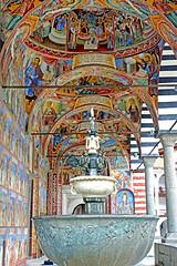 Bulgaria-03081 - Fountain (archer10 (Dennis)) Tags: tour sony paintings free monastery bulgaria rila dennis jarvis insight rilamonastery iamcanadian freepicture dennisjarvis archer10 dennisgjarvis nex7 18200diiiivc