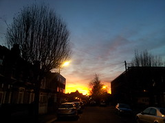 London Sunset - Explore (V - UK (Thanks for 3,264,552+ views)) Tags: road street city blue friends sunset sky london art nature car night lights photo phone view photos air large wishes everyone cityoflondon leyton explor abigfave anawesomeshot londonleyton flickrandroidapp:filter=none