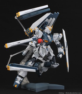 MG Nu Gundam ver. Ka - Photo Test 2 by Judson Weinsheimer