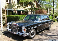 Mercedes W108 280SEL automatic 1970 (XBXG) Tags: auto old classic netherlands car vintage germany deutschland mercedes benz automobile nederland voiture german mercedesbenz automatic 1970 heemstede sel paysbas deutsch ancienne 280 allemande w108 280sel mercedesw108 92mu28