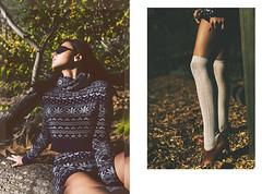 """Bitter Chase"" (ericigonzalez) Tags: portrait woman nature sunglasses fashion female vintage photography shoes lifestyle style heels leggings lookbook"